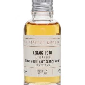 Ledaig 1998 Sample / 19 Year Old / Oloroso Finish Island Whisky