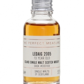 Ledaig 2005 Sample / 13 Years Old / Single Malts of Scotland Island Whisky