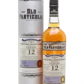 Ledaig 2007 / 12 Year Old / Sherry Cask / Old Particular Island Whisky