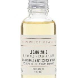 Ledaig 2010 Sample / 8 Year Old / Signatory for TWE Island Whisky