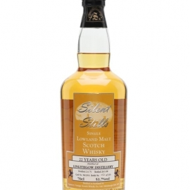 Linlithgow 1975 / 22 Year Old / Silent Stills / Signatory Lowland Whisky