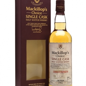 Linlithgow 1982 / 28 Year Old / Mackillop's Choice Lowland Whisky