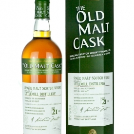 Littlemill 21 Year Old 1991 Old Malt Cask