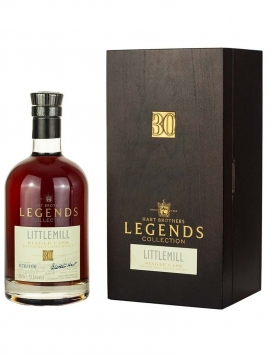 Littlemill 30 Year Old 1988 Legends Collection