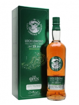 Loch Lomond 19 Year Old / Portrush Open Course Collection Highland Whisky