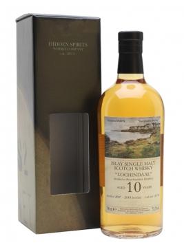 Lochindaal 2007 / 10 Year Old / Hidden Spirits Islay Whisky
