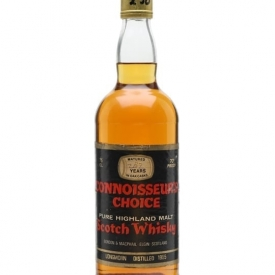 Longmorn 1955 / 24 Year Old / Connoisseur's Choice Speyside Whisky