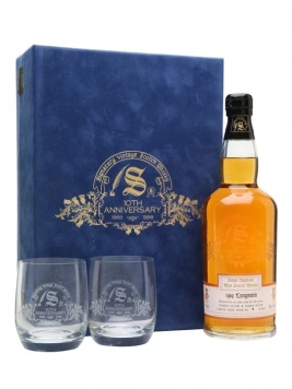 Longmorn 1969 / 28 Year Old / 10th Anniversary Speyside Whisky