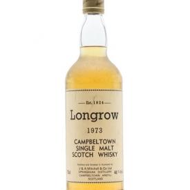 Longrow 1973 / Bot.1980s Campbeltown Single Malt Scotch Whisky