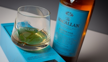 The Macallan No.6 Inspired by Salmon Fishing on the Legendary River Spey.