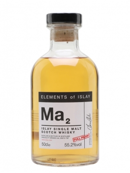 Ma2 - Elements of Islay Islay Single Malt Scotch Whisky