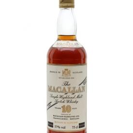 Macallan 10 Year Old / Bot.1980s Speyside Single Malt Scotch Whisky