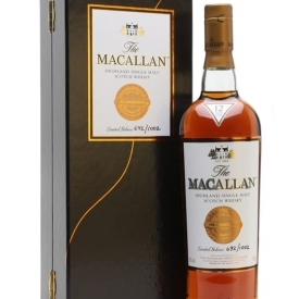 "Macallan 12 Year Old ""Reawakening"" Speyside Single Malt Scotch Whisky"