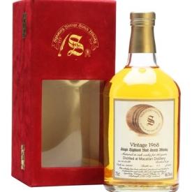 Macallan 1968 / 26 Year Old / Signatory Speyside Whisky