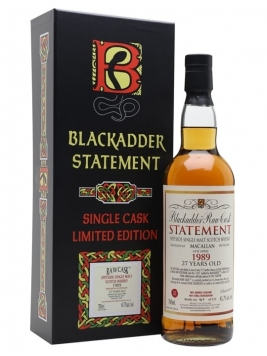 Macallan 1989 / 27 Year Old / Statement No.26 Speyside Whisky