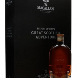 Macallan / Erwitt / Cask #4378 / Print 32 Speyside Whisky