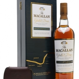 Macallan Ghillies Dram 12 Year Old Speyside Single Malt Scotch Whisky