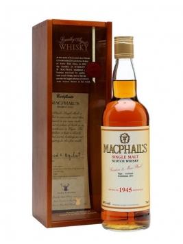 Macphail's 1945 Single Malt Scotch Whisky