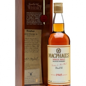 Macphail's 1945 Single Malt Scotch Whisky