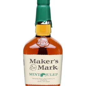 Maker's Mark Mint Julep Liqueur