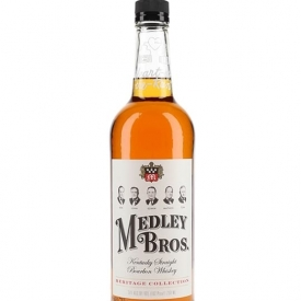 Medley Bros Bourbon Kentucky Straight Bourbon Whiskey