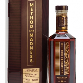 Method and Madness 28 Year Old / Ruby Port Cask