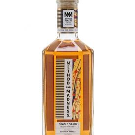 Method and Madness Single Grain Irish Single Grain Whiskey