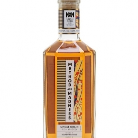 Method and Madness Single Grain Irish Single Grain Whiskey