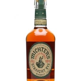 Michter's US*1 Single Barrel Straight Rye American Whiskey