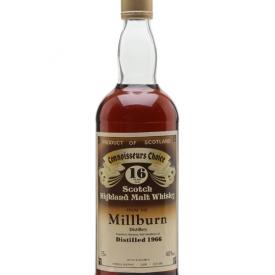 Millburn 1966 / 16 Year Old / Connoisseurs Choice Highland Whisky