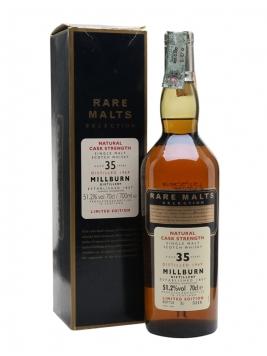 Millburn 1969 / 35 Year Old / Rare Malts Highland Whisky