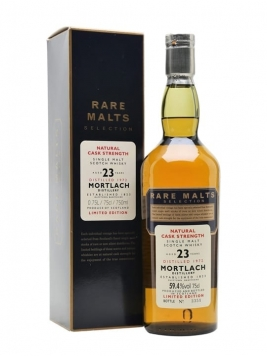 Mortlach 1972 / 23 Year Old / Rare Malts Speyside Whisky