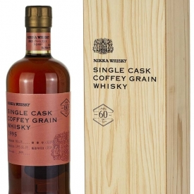 Nikka Coffey Grain 21 Year Old 1995 Single Cask