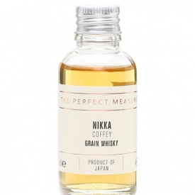 Nikka Coffey Grain Whisky Sample Japanese Grain Whisky
