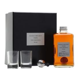 Nikka From The Barrel Pourer + 2 Glasses Pack Japanese Blended Whisky
