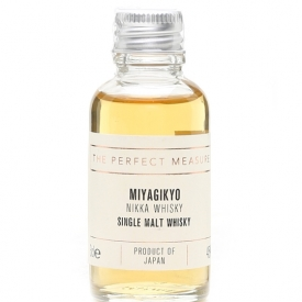 Nikka Miyagikyo Sample Japanese Single Malt Whisky