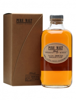 Nikka Pure Malt Black Japanese Blended Malt Whisky