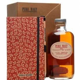 Nikka Pure Malt Red / Notepad and Pencil Set Japanese Whisky