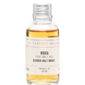 Nikka Pure Malt Red Sample Japanese Blended Malt Whisky