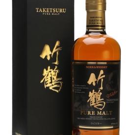 Nikka Taketsuru Pure Malt Japanese Blended Malt Whisky