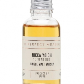 Nikka Yoichi 10 Year Old Sample Japanese Single Malt Whisky