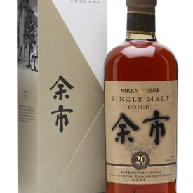 Nikka Yoichi 20 Year Old Japanese Single Malt Whisky