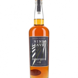 Nine Leaves Encrypted III Rum Single Traditional Pot Still Rum