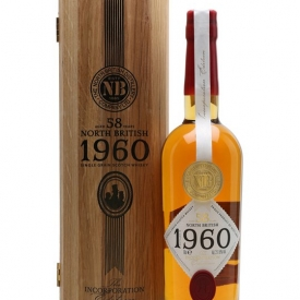 North British 1960 / 58 Year Old / The Incorporation Edition Lowland Whisky