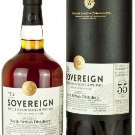 North British 55 Year Old 1961 Sovereign