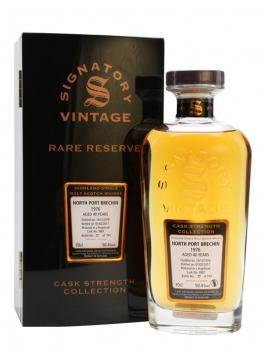 North Port Brechin 1976 / 40 Year Old/Rare Reserve/Signatory Highland Whisky
