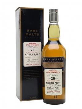 North Port Brechin 1979 / 20 Year Old / Rare Malts Highland Whisky
