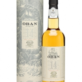 Oban 14 Year Old / Small Bottle Highland Single Malt Scotch Whisky