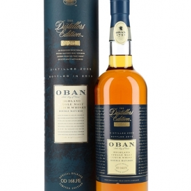 Oban 2005 / Distillers Edition Highland Single Malt Scotch Whisky