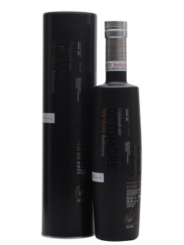 Octomore 2008 / 10 Year Old Islay Single Malt Scotch Whisky